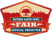 Mother Earth News Fair Official Presenter