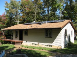 CInci Home Solar 5 panel upgrade to 8, then to 10