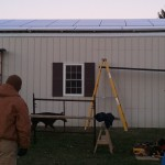 DIY Solar install in Washington Courthouse OH