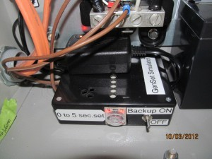 Home Brewed Genset simulator for transfer switch activation