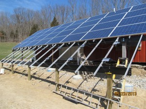 DIY Solar array expansion by Cinci Home Solar
